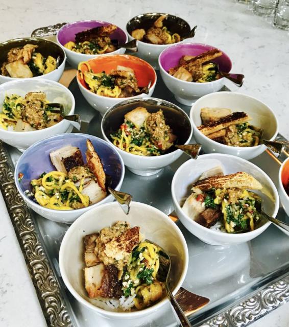 Forkful Food Bowls
