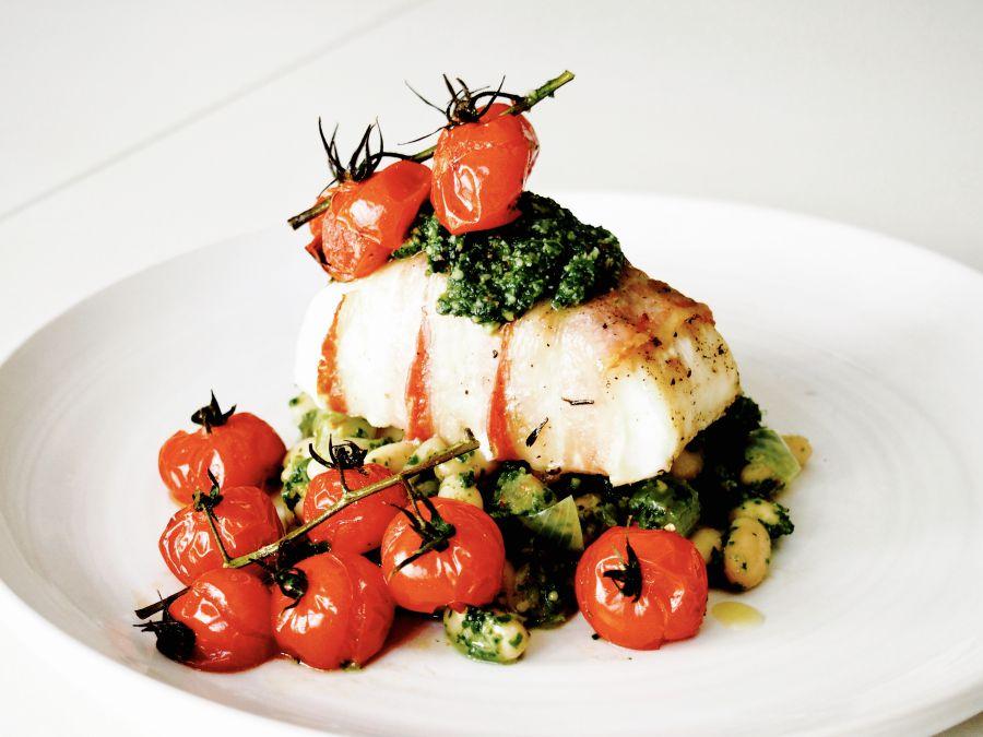 Forkful Food Cod